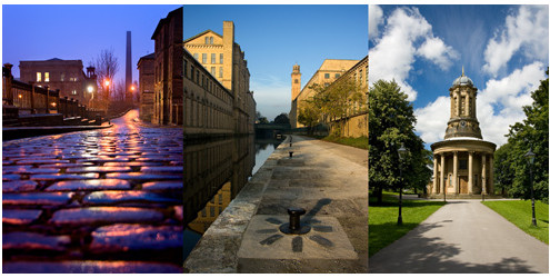 Saltaire One Day Course Image