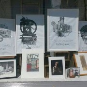saltaire arts trail 2015